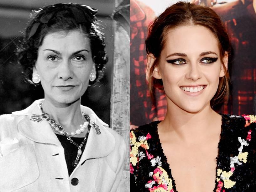 Coco Chanel será interpretada por Kristen Stewart no cinema