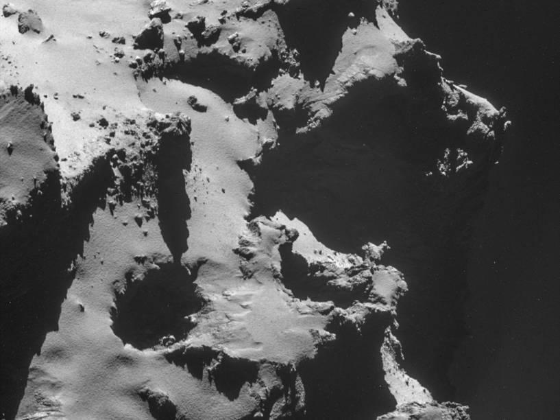 Cometa 67/P Churyumov-Gerasimenko