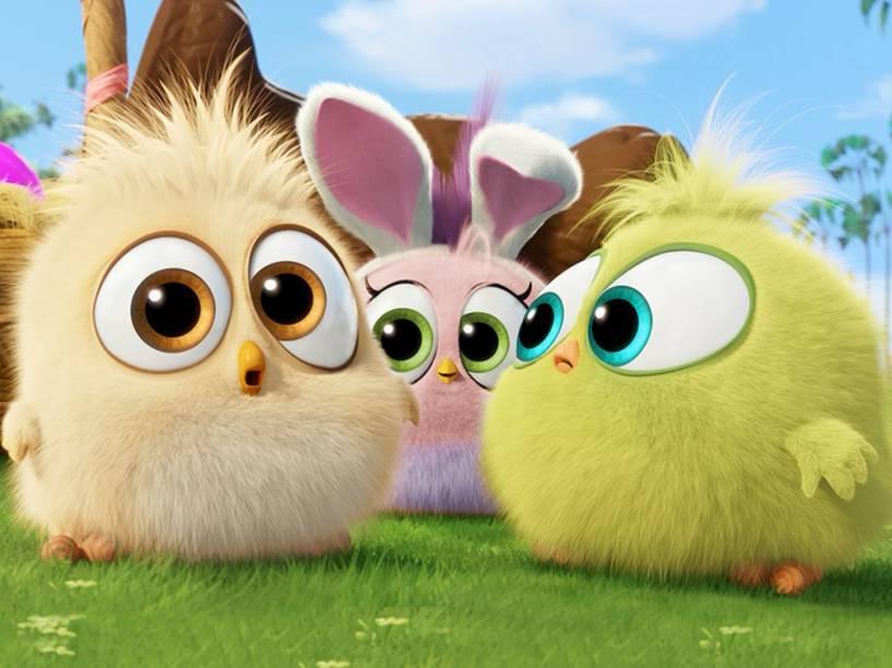 Cena de Angry Birds - O Filme