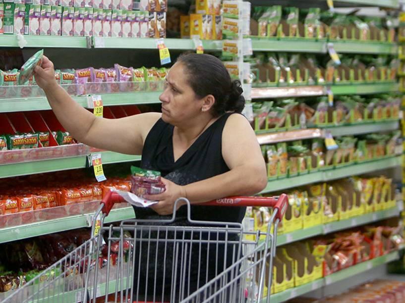 Em janeiro, os economistas ouvidos pela pesquisa Focus, do Banco Central, previam inflação de 6,6% em 2015 e 5,7% em 2016