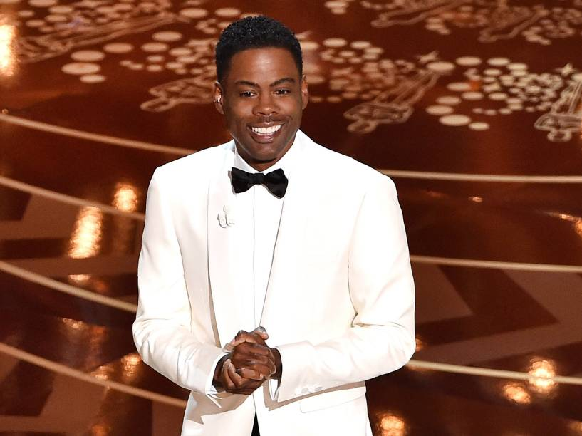 Chris Rock apresenta o Oscar 2016