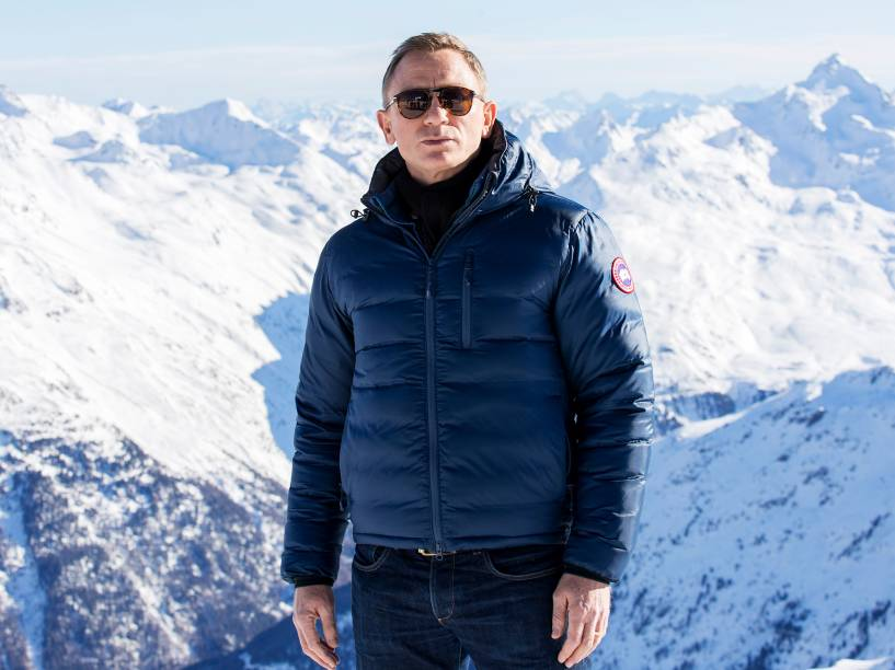 Daniel Craig durante evento promocional para o filme Spectre, longa de 007 previsto para novembro de 2015