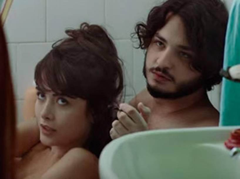 Maria Casadevall e César Cardadeiro em cena de Depois de Tudo