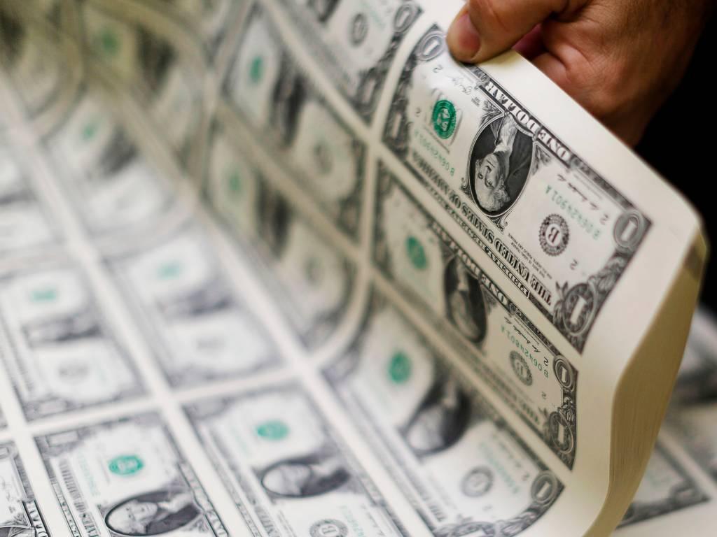 Nova nota de 10 dólares vai estampar uma mulher | VEJA