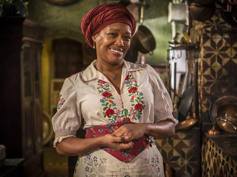 Suely Bispo vive Doninha em nova fase de Velho Chico