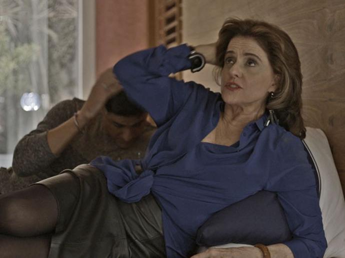 Fanny (Marieta Severo) em Verdades Secretas