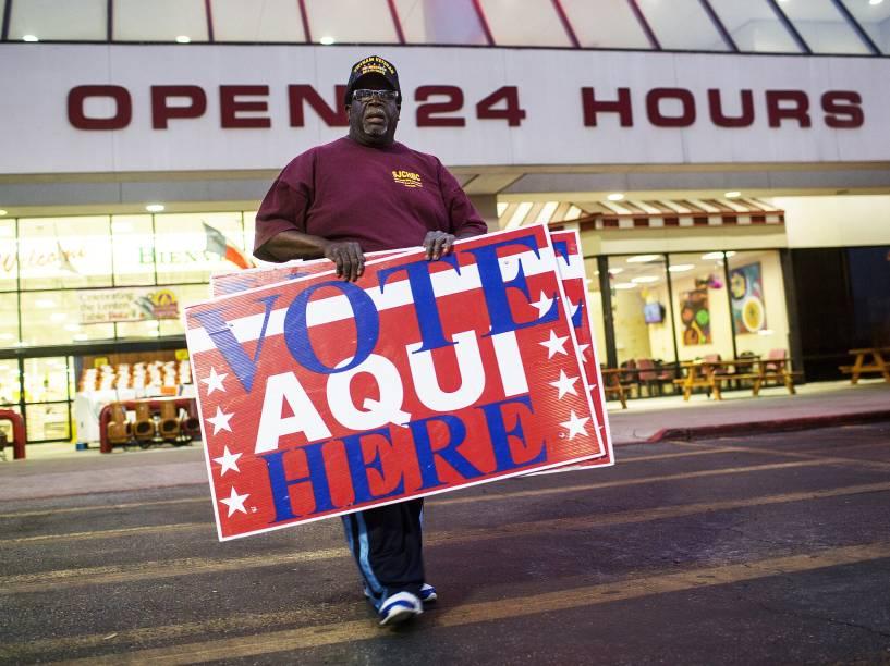 """Votações da """"Super Terça"""", a etapa mais importante do processo de eleições primárias nos Estados Unidos"""