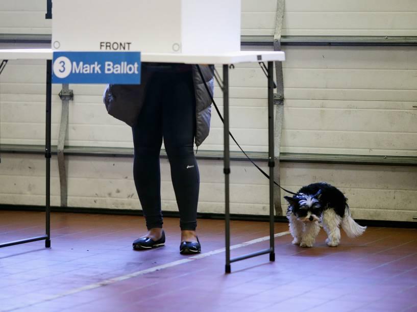 Treze estados e um território norte-americano realizam prévias eleitorais na Superterça