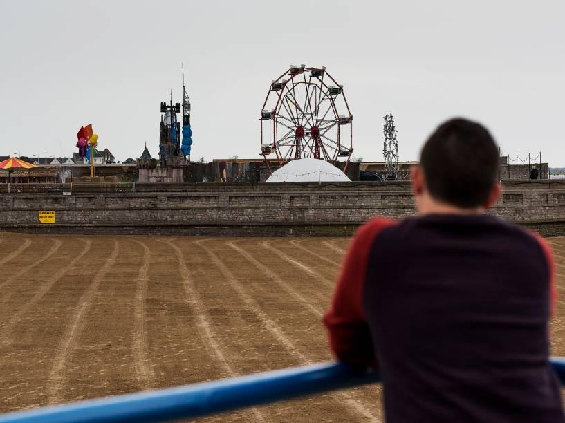 O parque está sendo anunciado como a nova atração mais decepcionante da Grã-Bretanha!
