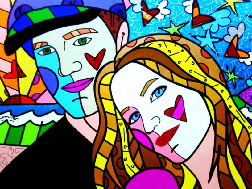 Tom Brady e Gisele Bündchen, quem diria, conseguiram ficar feios...