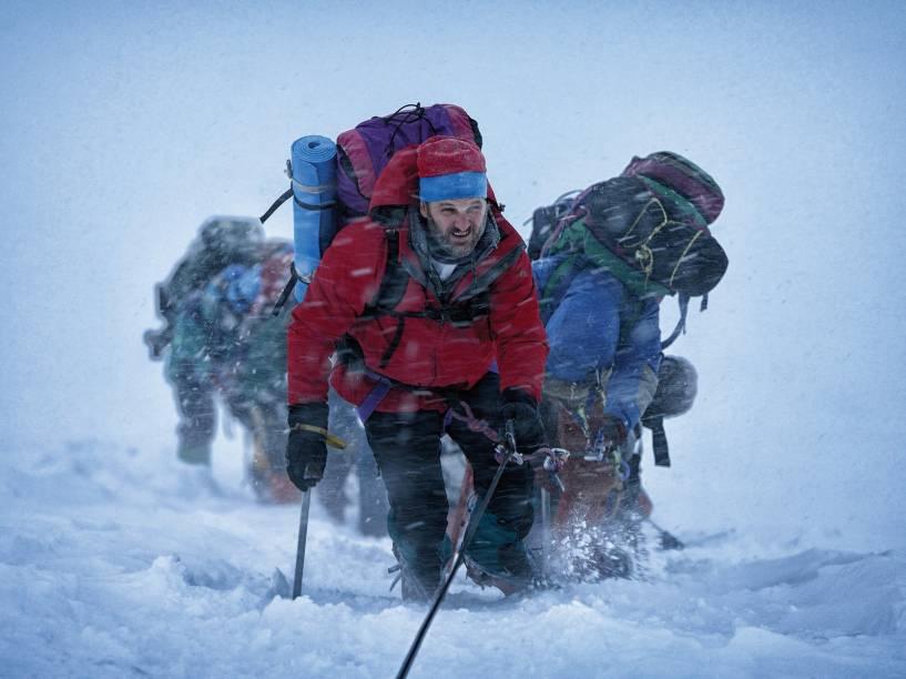 Jason Clarke no filme Evereste