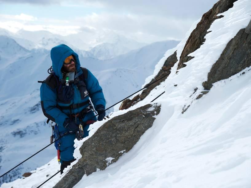 Jake Gyllenhaal no filme Evereste