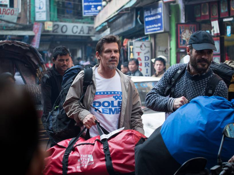 Josh Brolin no filme Evereste