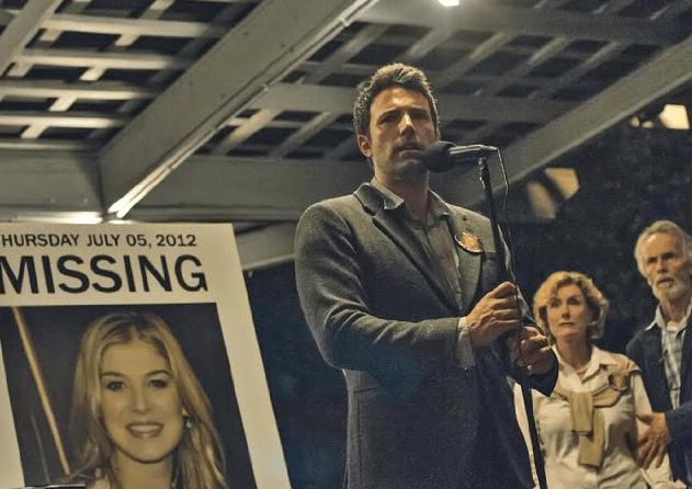 Ben Affleck interpreta Nick Dunne no filme Garota Exemplar, lançado nesta quinta (02)