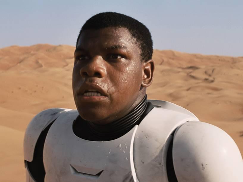 Cena do filme Star Wars: Episódio VII, que será lançado em 2015