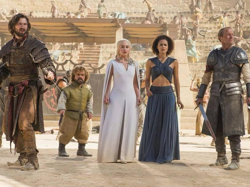 Cena da 5ª temporada de Game of Thrones