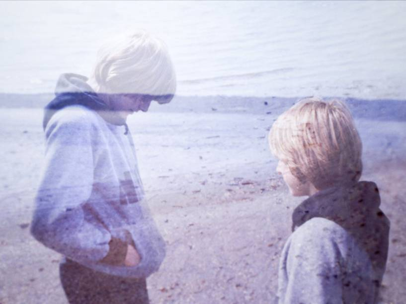 Kurt Cobain no documentário Montage of Heck
