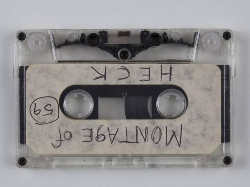 Documentário Montage of Heck sobre a vida do músico Kurt Cobain