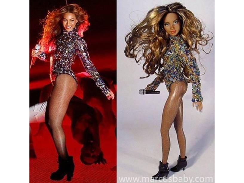 Boneca Beyoncé
