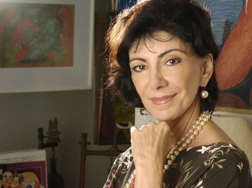 A atriz Marília Pêra