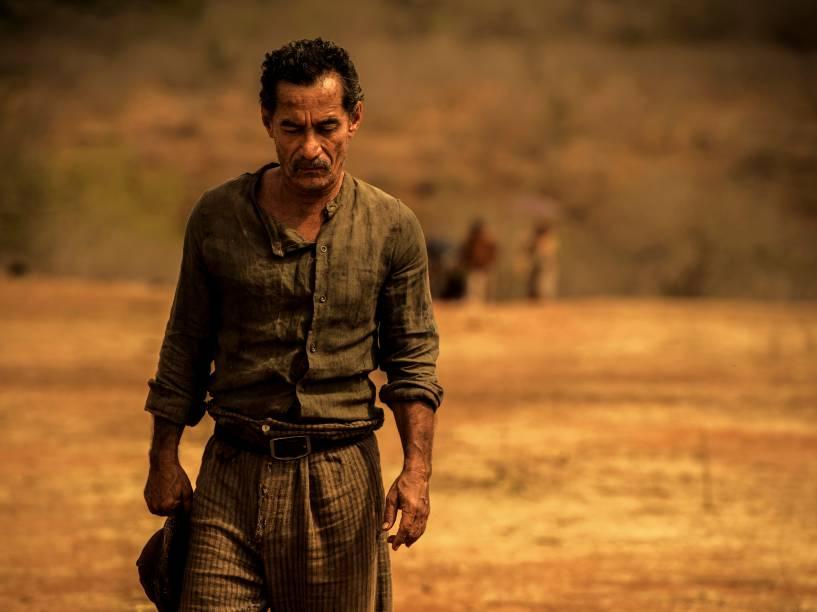 Chico Diaz (Belmiro)  na novela Velho Chico