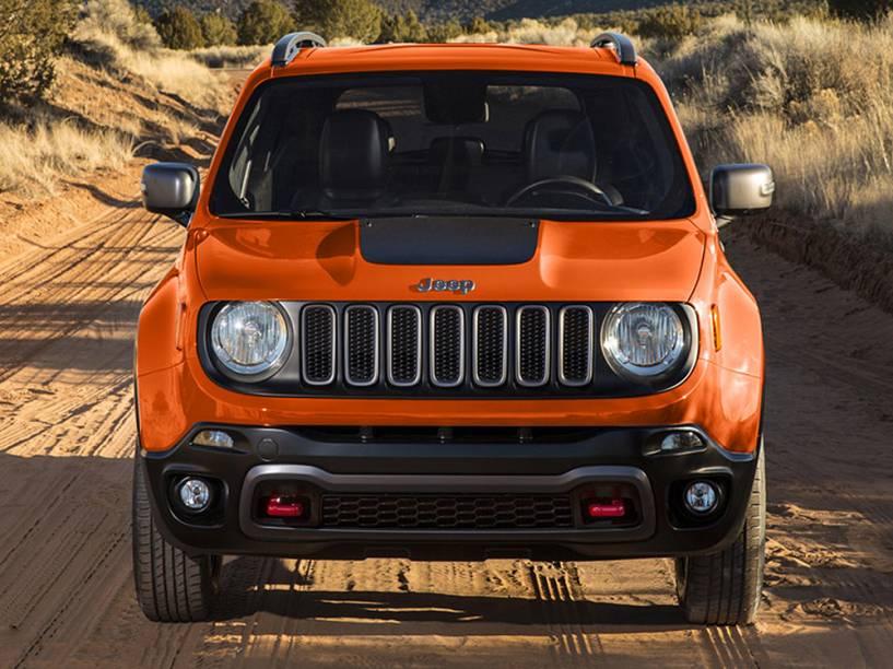 Jeep Renegade: recheado com itens de conforto, mas com DNA esportivo