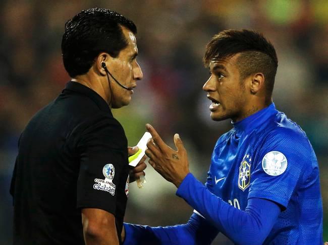 Copa América: Brasil x Colômbia - 17/06/2015