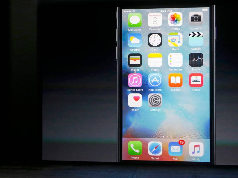 Lançamento do iPhone 6S e 6S Plus em São Francisco, na Califórnia