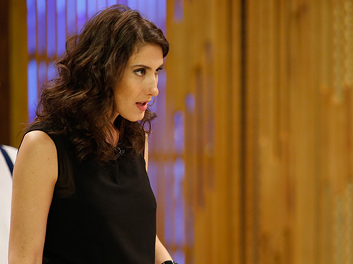 Paola Carosella, jurada do MasterChef