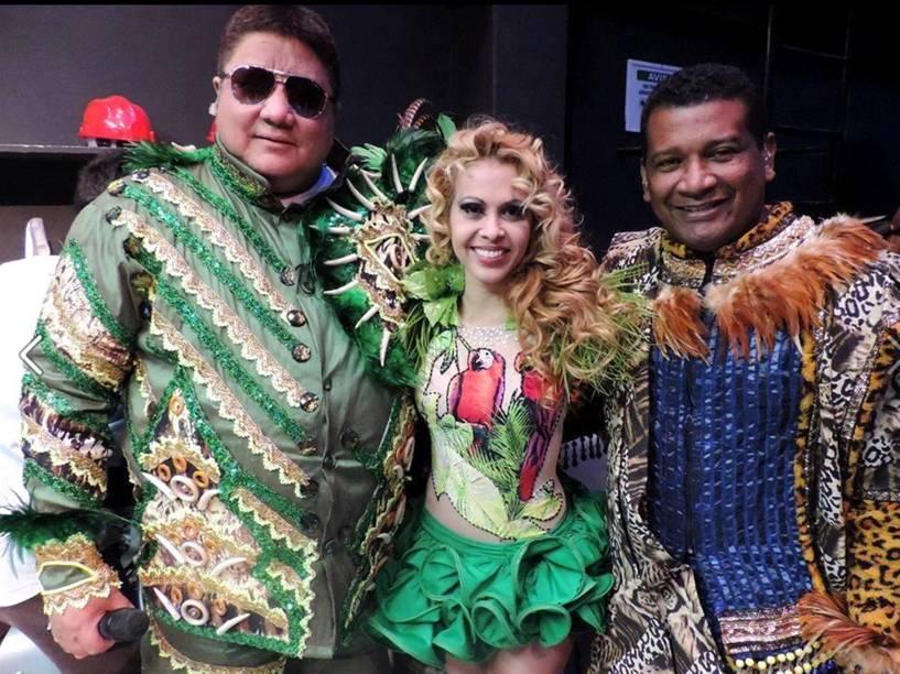 Só há uma coisa a dizer sobre essa foto: salve a fauna brasileira!