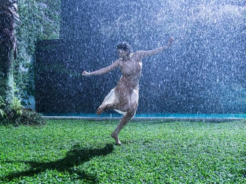 Bárbara Paz em cena do filme Meu Amigo Hindu