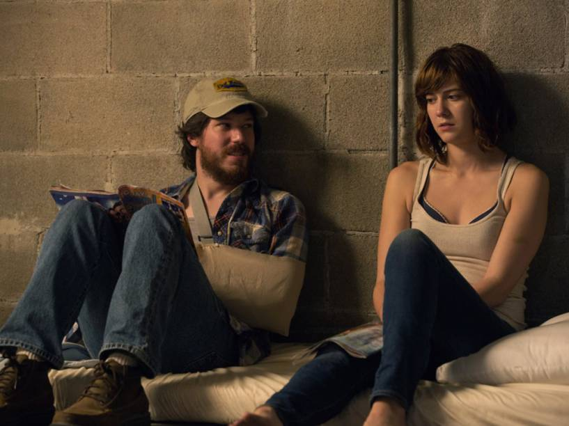 Emmett (John Gallagher Jr.) em cena do filme Rua Cloverfield, 10