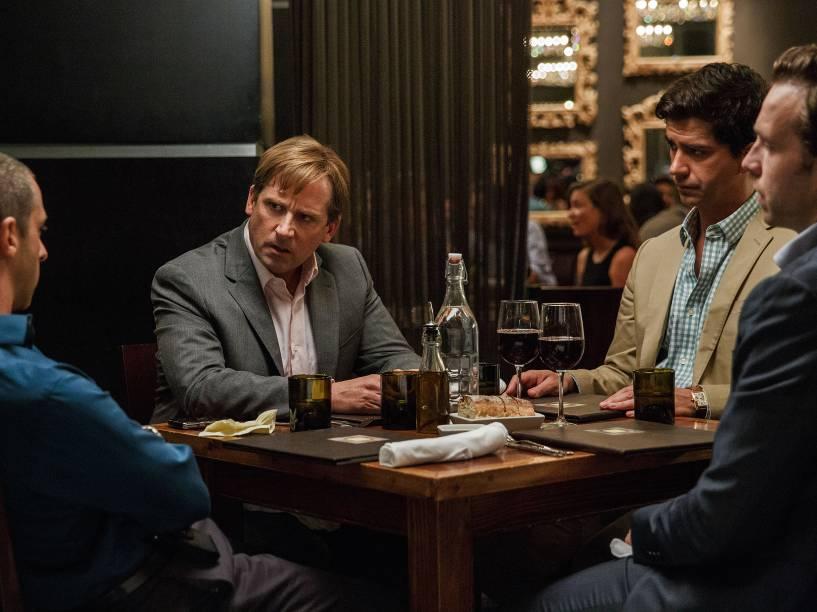 'A Grande Aposta', dirigido por Adam McKay, estreou esta quinta-feira no Brasil