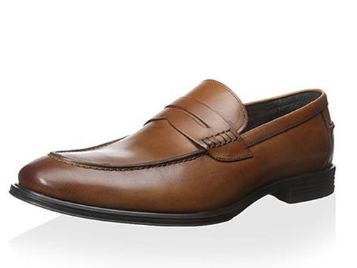 Nova marca de roupas da Amazon. Sapato modelo Franklin & Freeman
