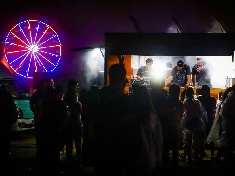 Movimentação no Lollapalooza 2016