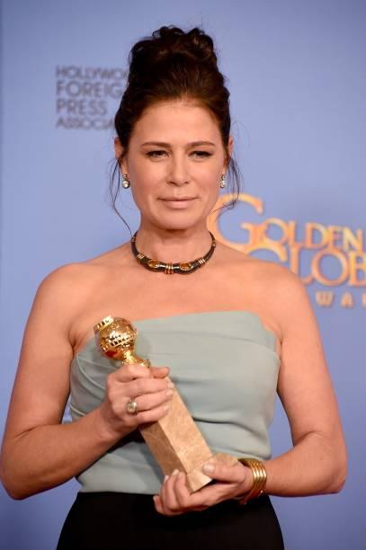 Rachel Bloom recebe prêmio por Crazy ex-girlfriend