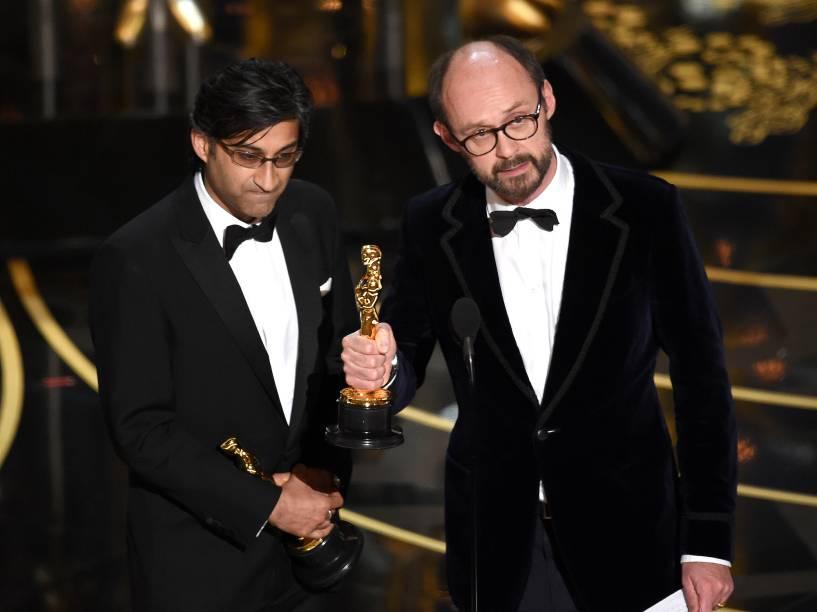 O diretor Asif Kapadia do documentário Amy
