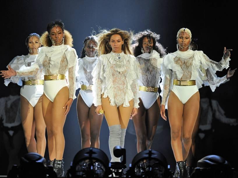 Beyoncé faz o primeiro show da Formation Tour, em Miami - 27/04/2016