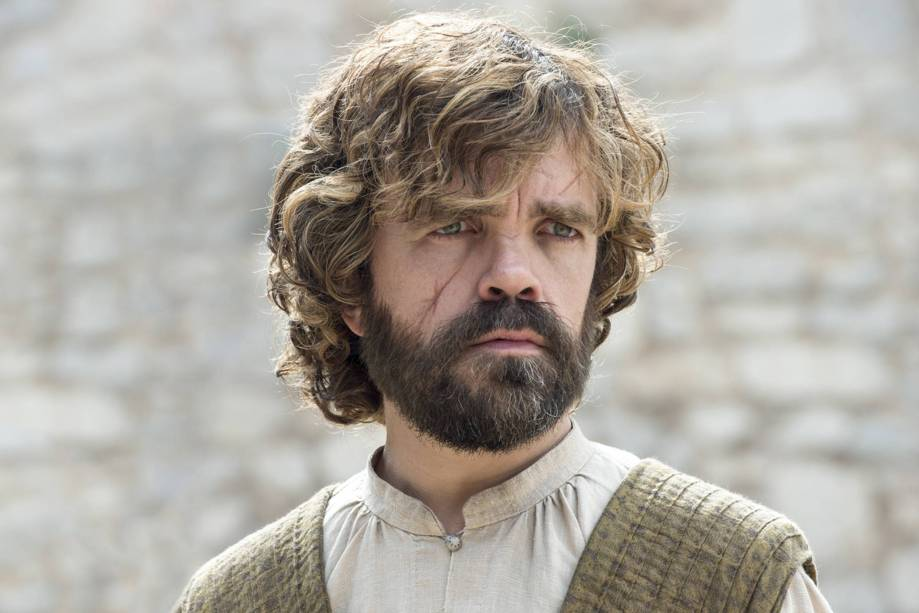 Tyrion Lannister (Peter Dinklage), em cena da sexta temporada da série Game of Thrones