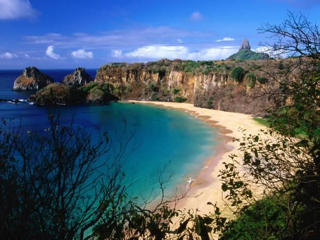 Baía do Sancho (Fernando de Noronha, Brasil)