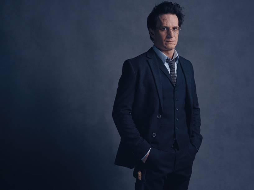 Jamie Parker interpreta a versão adulta de Harry Potter no teatro