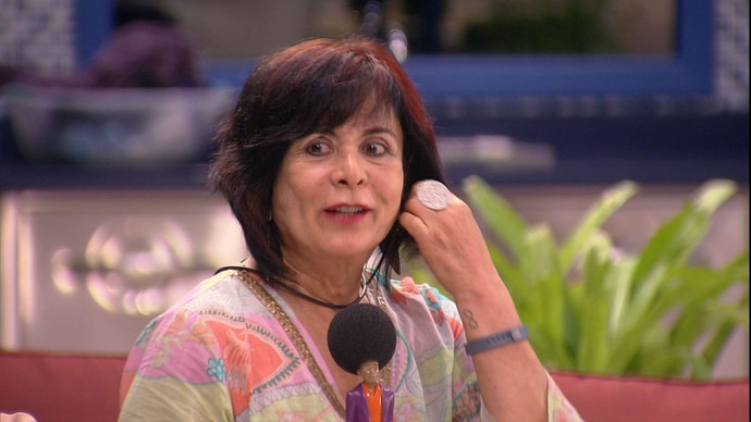 Harumi, participante do Big Brother Brasil 16