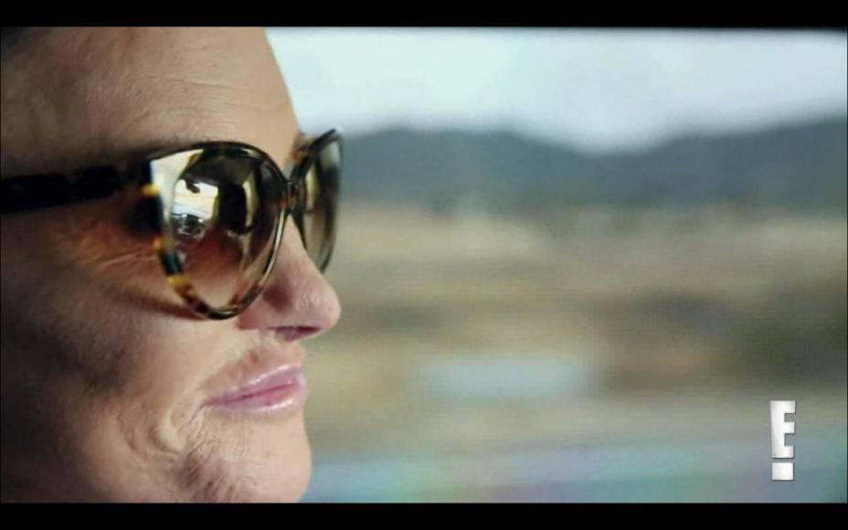 Bruce Jenner como Caitlyn, em cena da série-documentário I Am Cait, do canal E!
