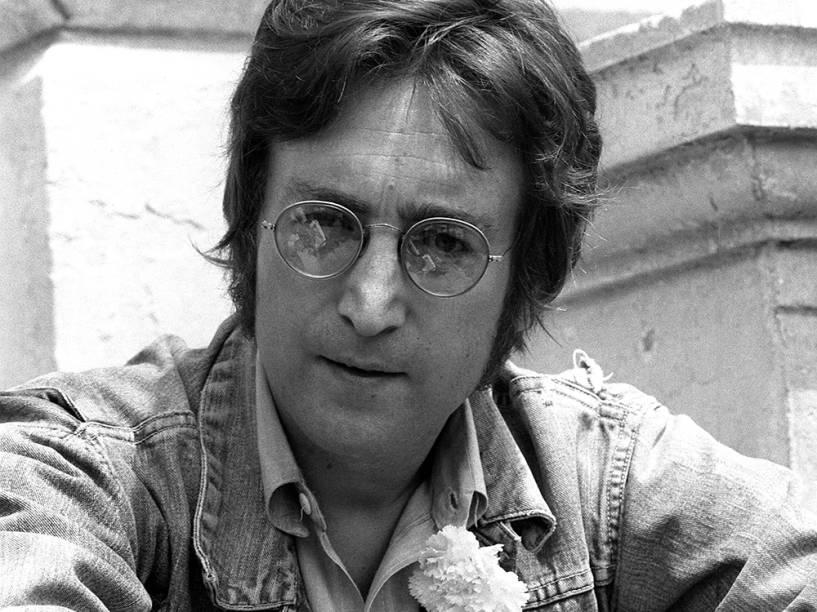 John Lennon em 1971