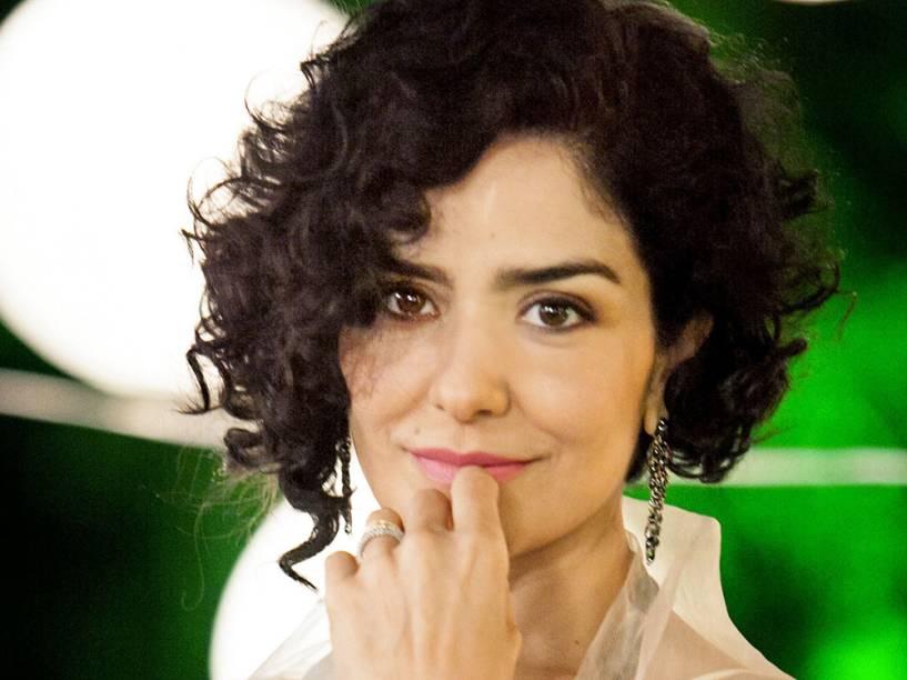 A atriz Leticia Sabatella