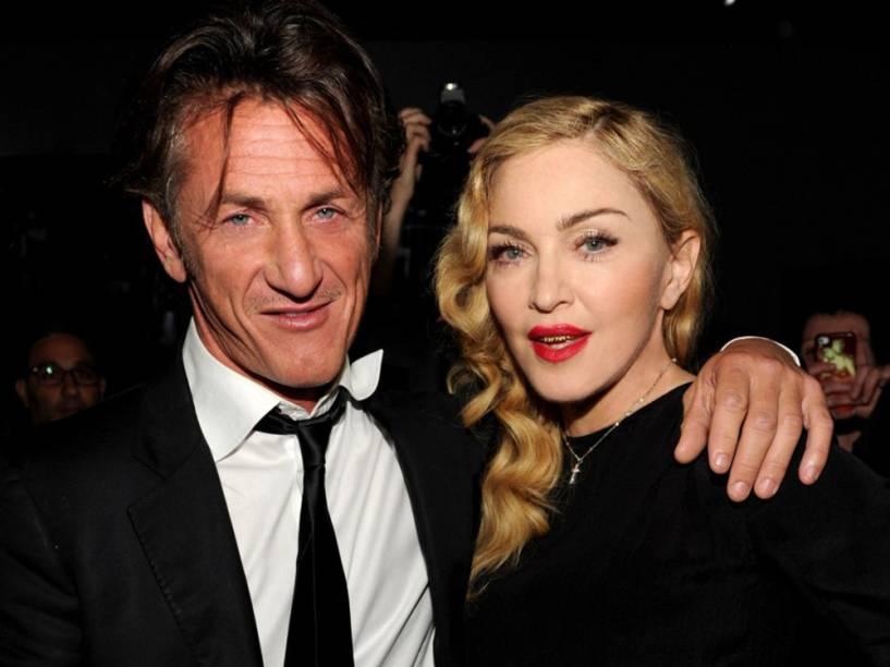 Sean Penn e Madonna