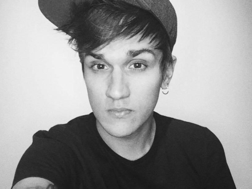 Christian Figueiredo, de 21 anos, se tornou famoso com seu canal no YouTube Eu Fico Loko
