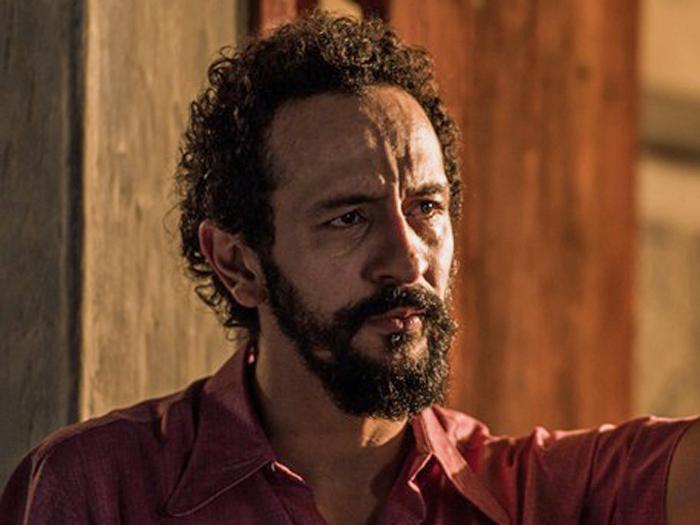Irandhir Santos vive o personagem Bento em nova fase de Velho Chico