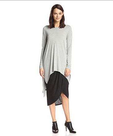 Nova marca de roupas da Amazon. Modelo James & Erin