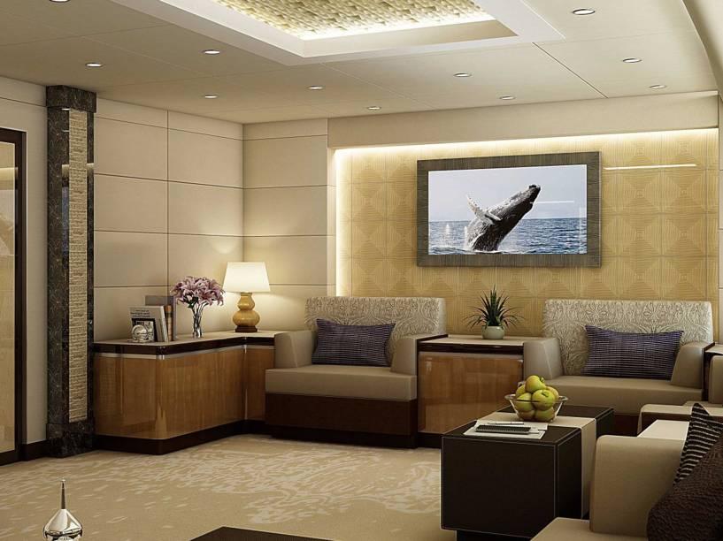 Boeing-747 - Palácio no Ar